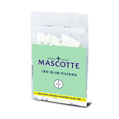 Фильтры для самокруток Mascotte Slim Filter 6 мм