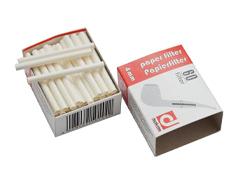 Фильтры для трубок бумажные 4 мм Denicotea 60 шт.