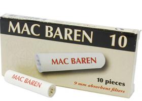 Фильтры для трубок Mac Baren 10 шт