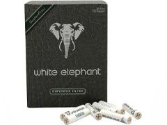Фильтры для трубок White Elephant SuperMix 150 шт. 9 мм