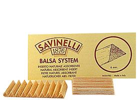 Фильтры Savinelli 6мм Balsa 20шт