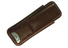 Футляр для 2 сигары Афисионадо LCG2/BRN