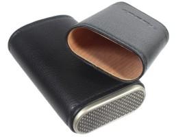 Футляр XIKAR 249 Carbon Fiber на 3 сигары
