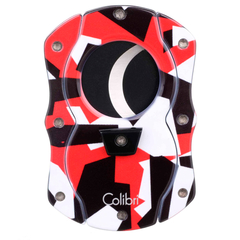 Гильотина Colibri Camo,  красная CU100T81