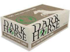 Гильзы для самокруток Dark Horse BIO 100