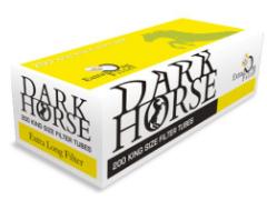 Гильзы для самокруток Dark Horse Extra Long 200