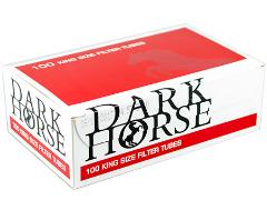 Гильзы для самокруток Dark Horse 100