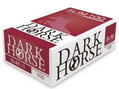 Гильзы для самокруток Dark Horse Slim Long 100