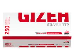 Гильзы для самокруток Gizeh Silver Tip 250 шт