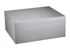 Хьюмидор Adorini Aluminium Medium Deluxe (на 70 сигар)