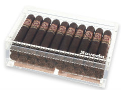 Хьюмидор Boveda Акриловый на 20 сигар