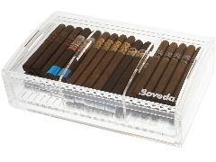 Хьюмидор Boveda Акриловый на 75 сигар