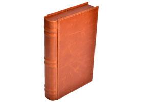 Дорожный хьюмидор Lubinski Книга на 10 сигар Q123A