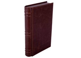 Дорожный Хьюмидор Lubinski Книга на 10 сигар Q123B