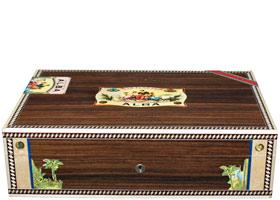 Хьюмидор Elie Bleu Alba Indian Rosewood на 110 сигар