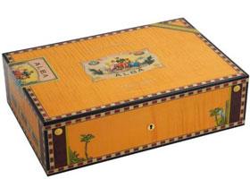 Хьюмидор Elie Bleu Alba Orange 110 сигар