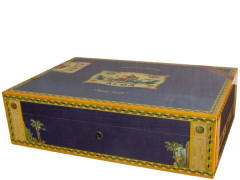 Хьюмидор Elie Bleu Alba Purple Sycamore на 110 сигар