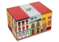 Хьюмидор Elie Bleu Casa Cubana 75 сигар