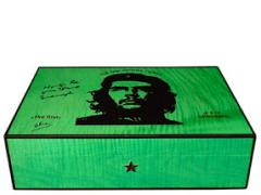 Хьюмидор Elie Bleu Che Green Pistachio Sycamore на 110 сигар