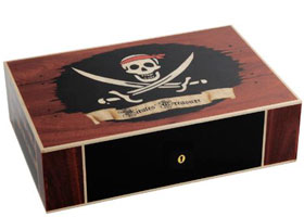 Хьюмидор Elie Bleu Pirates Atlantic Limited Edition на 110 сигар