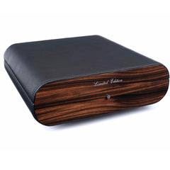 Хьюмидор Gentili Black на 25 сигар Limited Edition SV20-Black