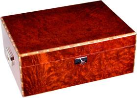 Хьюмидор Howard Miller Камфорное дерево 120 сигар