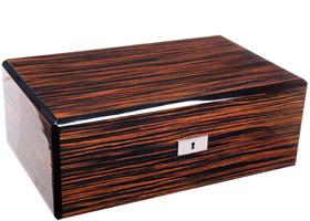Хьюмидор Howard Miller на 60 сигар 810-038 Эбеновое Дерево