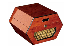 Хьюмидор Quality Importers Cuban Wheel 60 сигар