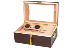 Хьюмидор Quality Importers IL Duomo HUM-150RND 150 сигар
