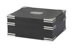 Хьюмидор Quality Importers Ironside HUM-25IS 25 сигар