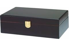 Хьюмидор Quality Importers Traveler 12 HUM-TR12M Mahogony 12 сигар