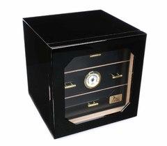 Хьюмидор-шкаф Lubinski на 100 сигар, Черный глянец Q217
