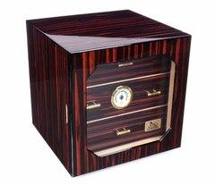 Хьюмидор-шкаф Lubinski на 100 сигар, Эбеновое дерево Q218