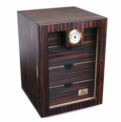Хьюмидор-шкаф Lubinski на 130 сигар, Эбеновое дерево Q1001