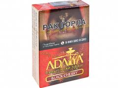 Кальянный табак ADALYA - BLACK CHERRY - 50 гр.