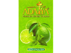 Кальянный табак Adalya Green Lemon Mint 35 gr