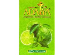 Кальянный табак Adalya Green Lemon Mint 35 gr
