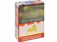 Кальянный табак AFZAL - HAZELNUT CREAM WAFFLE - 40GR