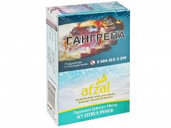 Кальянный табак AFZAL - ICY CITRUS PUNCH - 40GR