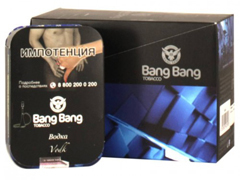 Кальянный табак Bang Bang Vodka 100 gr.