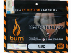 Кальянный табак Burn Bliss 100 gr