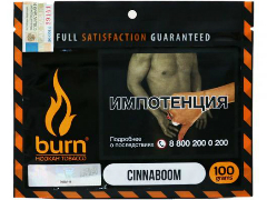 Кальянный табак Burn Chinnaboom 100 gr