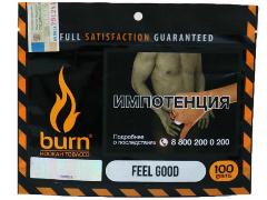 Кальянный табак Burn Feel Good 100 gr