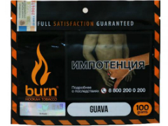 Кальянный табак Burn Guava 100 gr