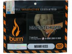 Кальянный табак Burn Miami Kiss 100 gr