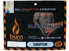 Кальянный табак Burn Sunday Sun 100 gr