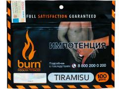 Кальянный табак Burn Tiramisu 100 gr
