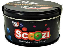 Кальянный табак Cloud 9 Scoozi 100 gr