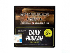 Кальянный табак Daily Hookah ГРУШИУМ - 60 GR