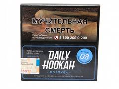 Кальянный табак Daily Hookah КЛУБНИЧНЫЙ МИЛЬФЕЙ - 60 GR